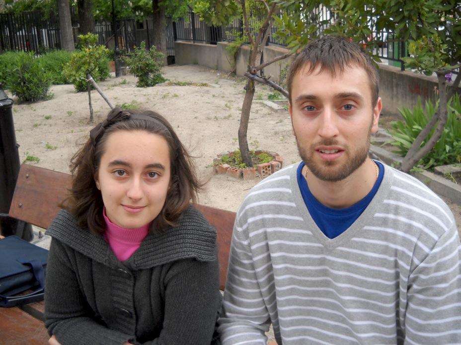 Entrevista a Pedro y Myriam Zapata