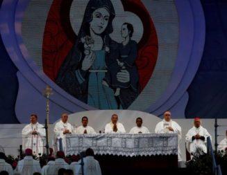 Arranca la JMJ de Panamá con la Misa de apertura en la Cinta Costera