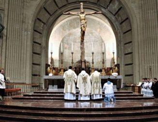 El pasado domingo el corazón de la Cristiandad latió en el Valle de los Caídos