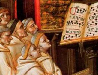 El rezo en la música medieval