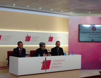 La Iglesia recauda su máximo histórico por IRPF: 284 millones de euros